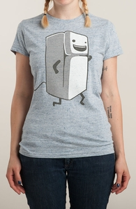 Refrigerator Running, Sale! + Threadless Collection