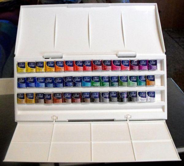 winsor newton watercolors