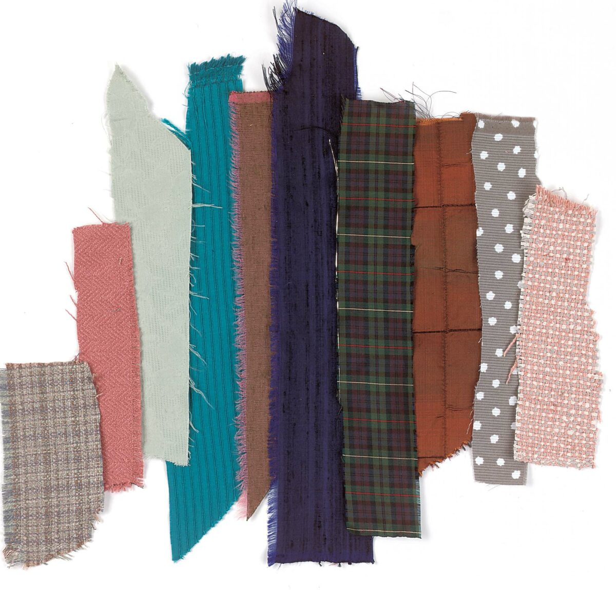 fabric shopping swatches