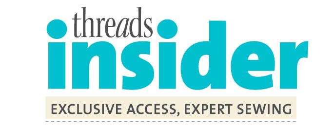 Threads magazine Insider membership logo