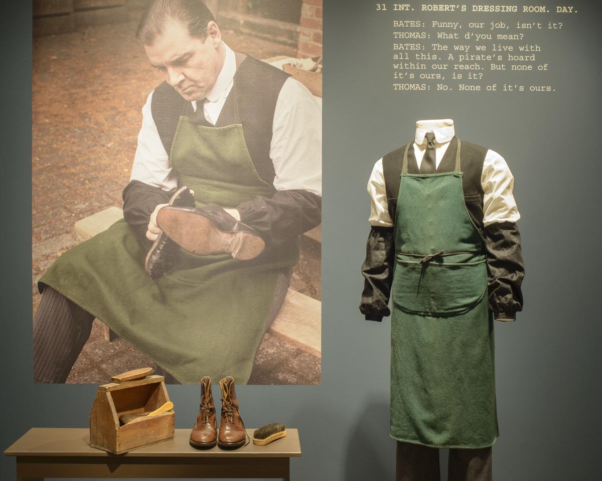 John Bates outfit