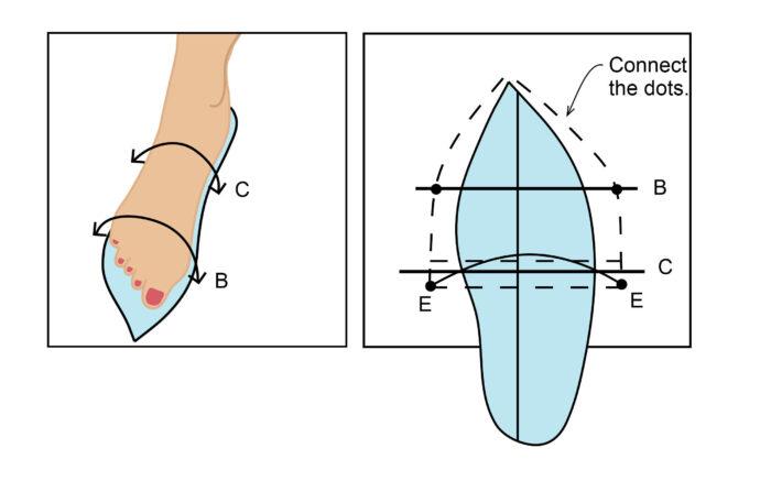 slippers pattern 2