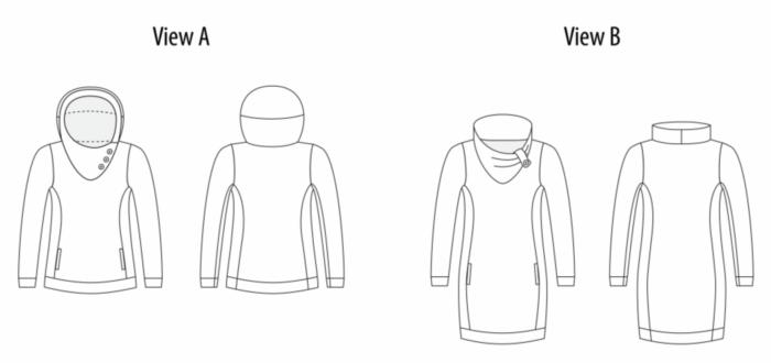 Jasper Sweater/Dress