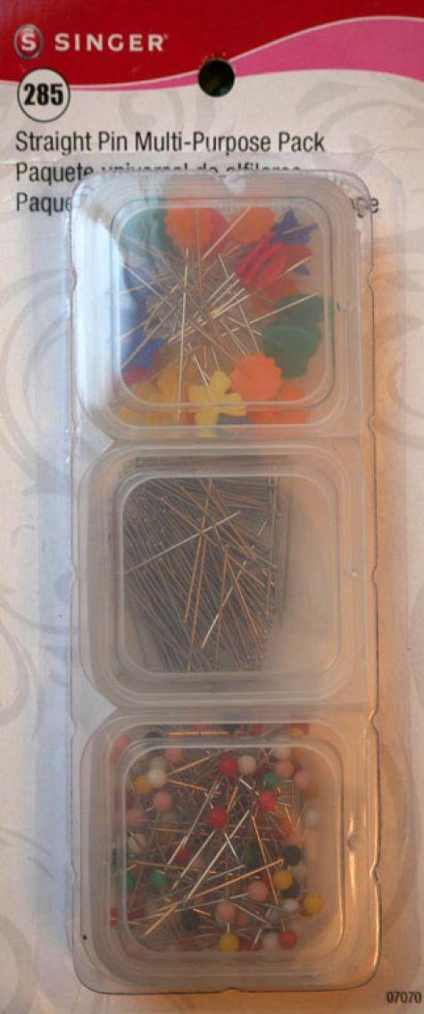 pin selection