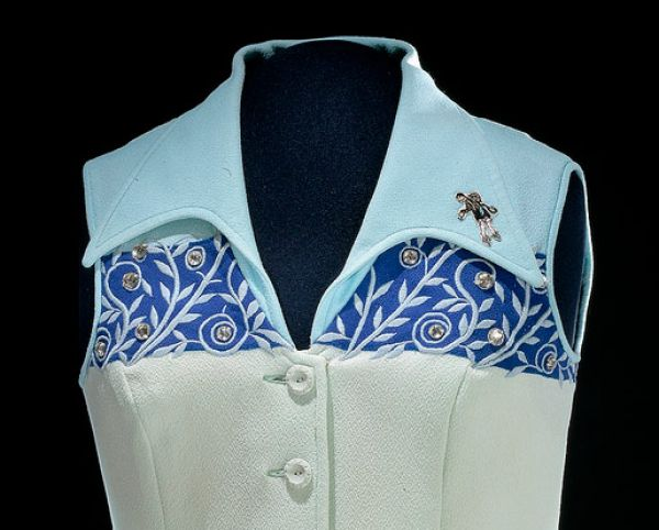 Billie Jean King's Tennis Dress