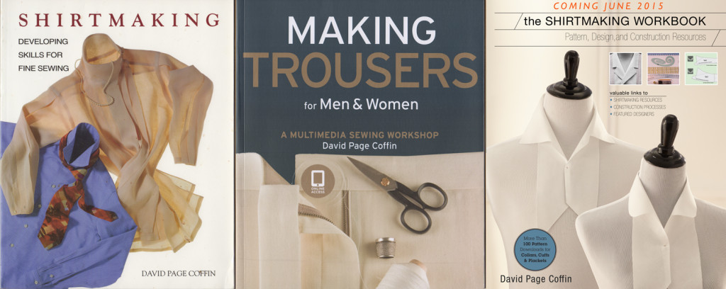 Book Review: Books About Sewing For Men - Threads
