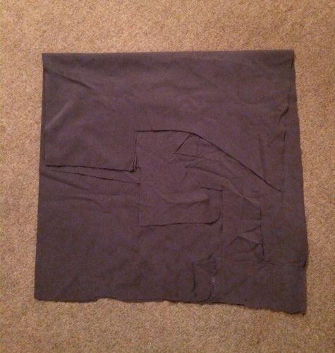 Fold in one side