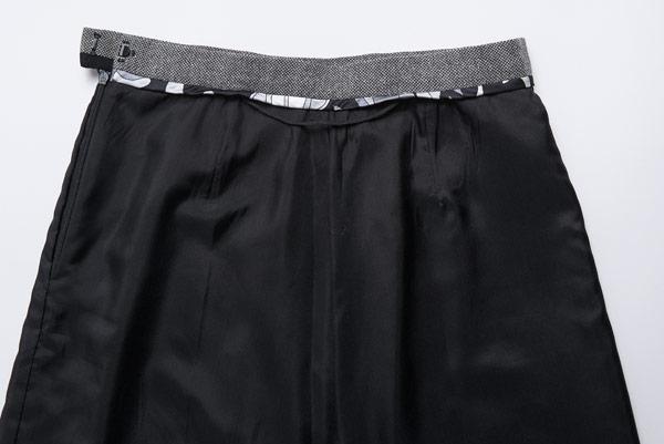 waistband edge