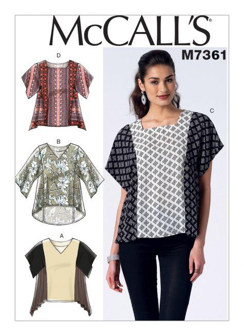 McCall's Patterns M7361