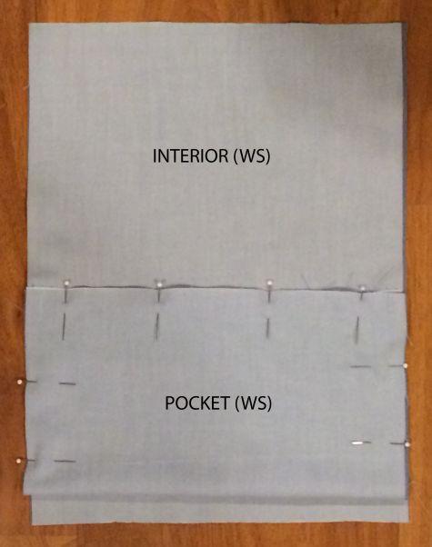 Create the pocket