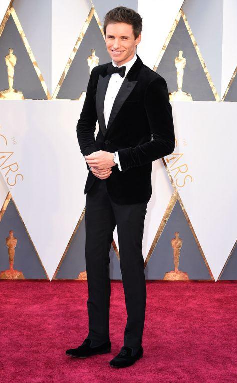 Eddie Redmayne 2016 Oscars