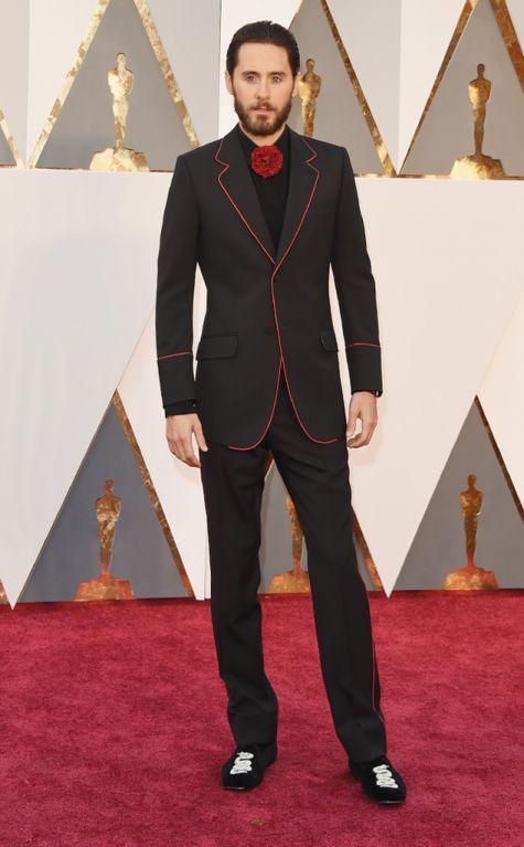 Jared Leto 2016 Oscars