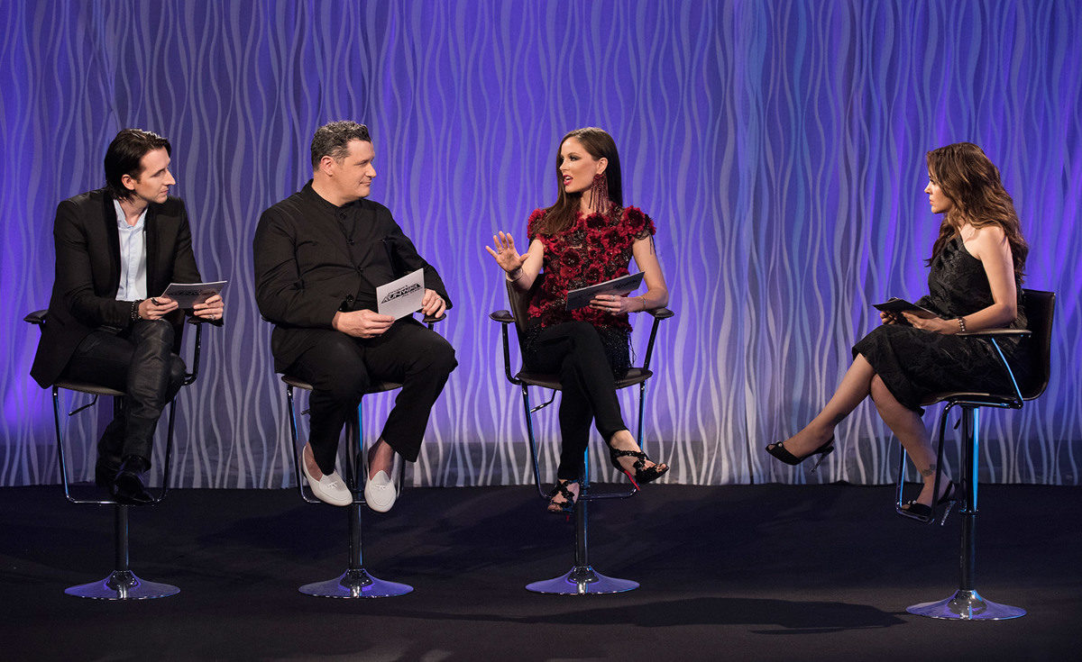 Project Runway All Stars: Season 5, Episode 1: What Makes