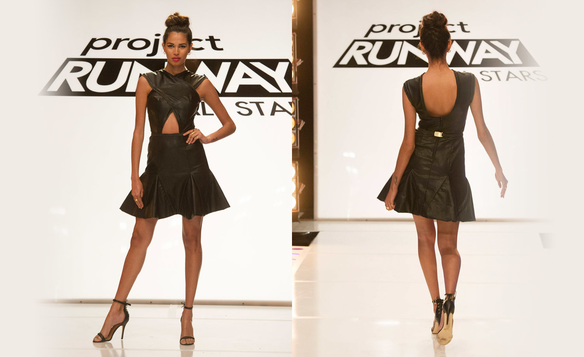 Project Runway All Stars Season 5 Episode 1 Asha