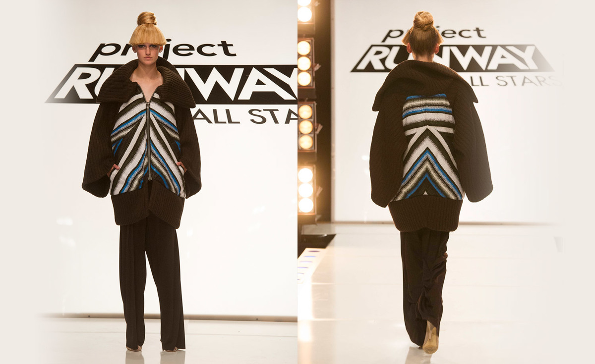 Project Runway All Stars Season 5 Episode 1 Emily