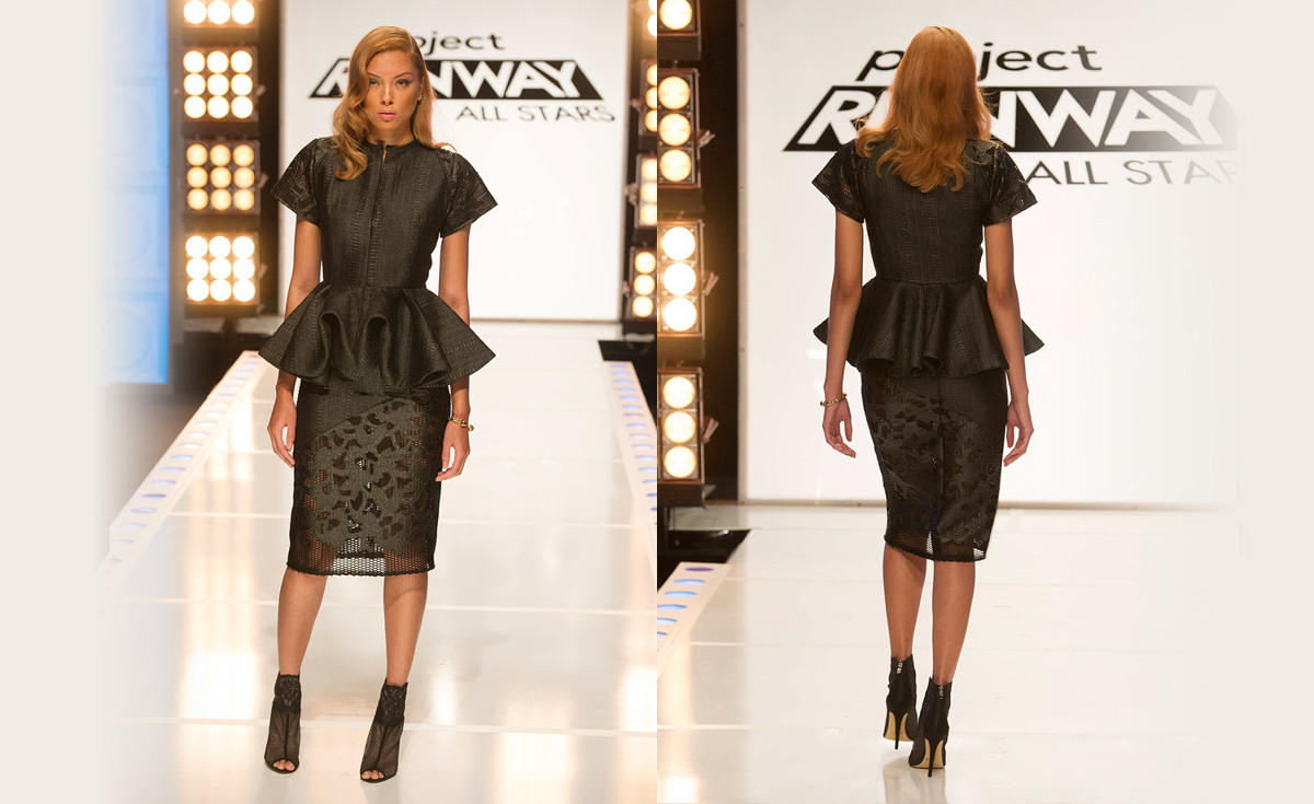Project Runway All Stars Season 5 Episode 1 Ken