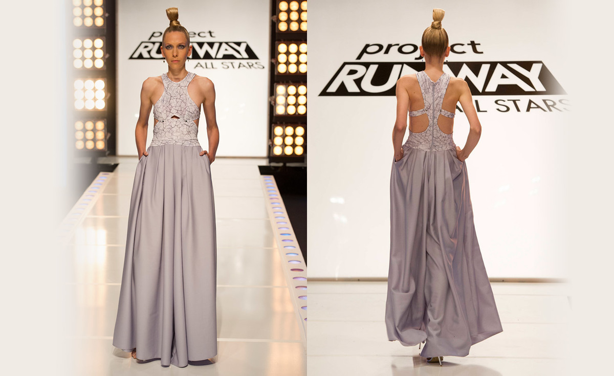 Project Runway All Stars Season 5 Episode 1 Lanyana