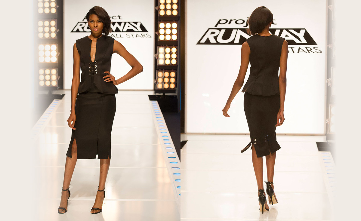Project Runway All Stars Season 5 Episode 1 Stella