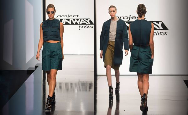 Project Runway Episode 9 Samantha