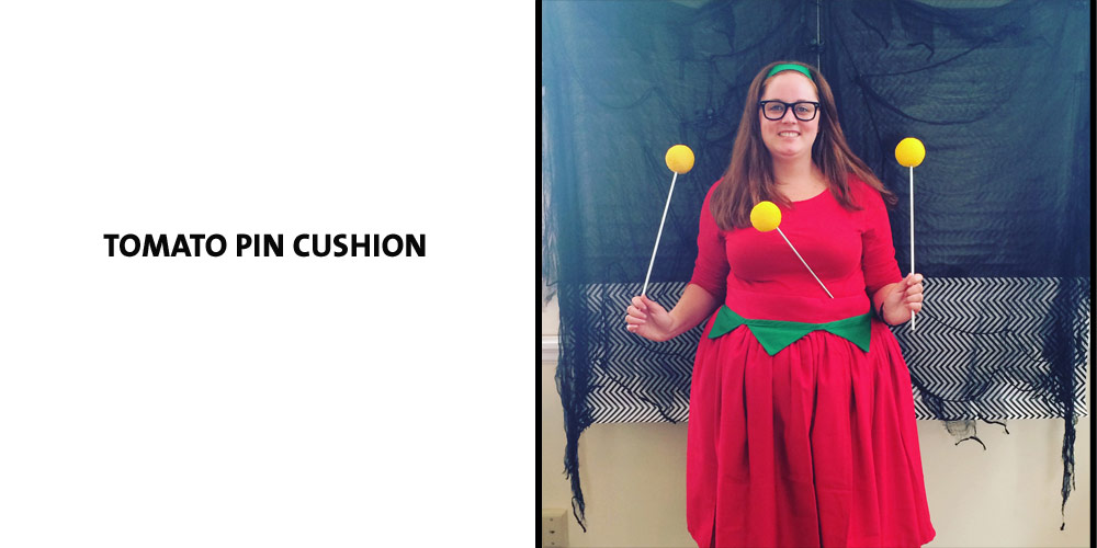 vote for tomato pin cushion