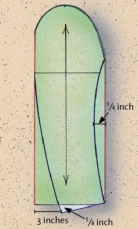 converting symmetrical sleeves 3