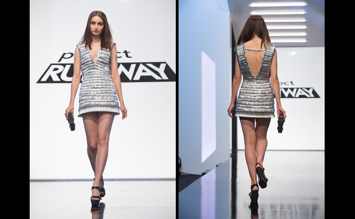 Project Runway Season 14 Episode 7 kelly