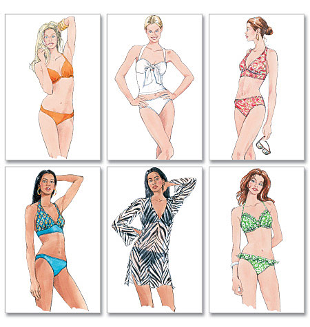 Pattern Roundup: Get Ready to Sew Swimwear - Threads