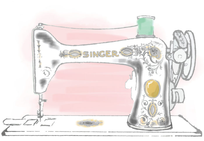 QA Sewing Machine Prices Then And Now Threads Awesome Who Makes Singer Sewing Machines Now