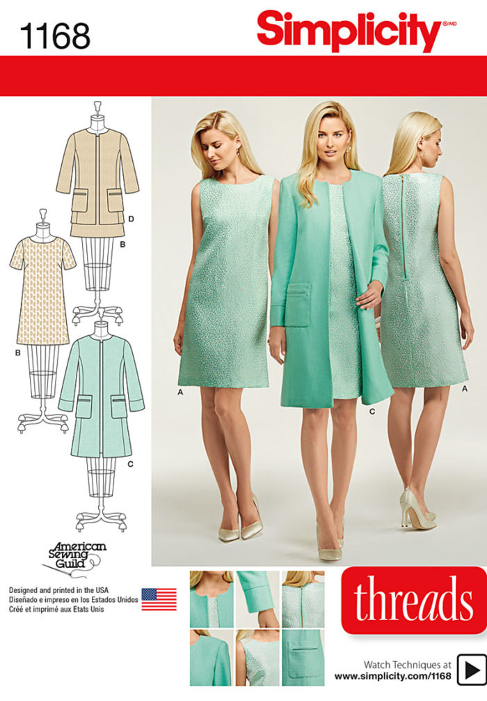 Simplicity Pattern 40 Giveaway Threads Gorgeous Simplicity Pattern