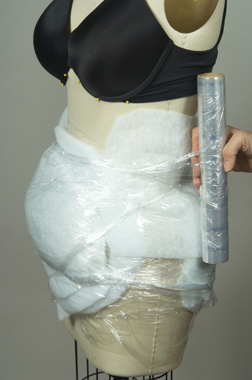 Padding Dress Forms To Your True Body Shape