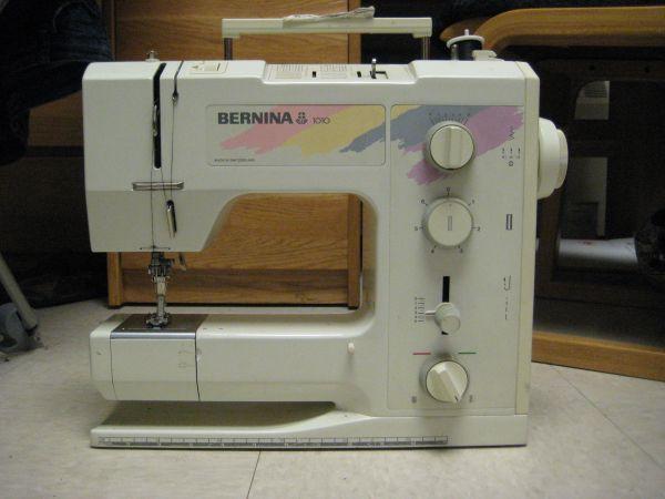 Bernina 1010