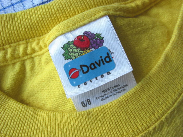 How To Properly Remove Clothing Labels Threads