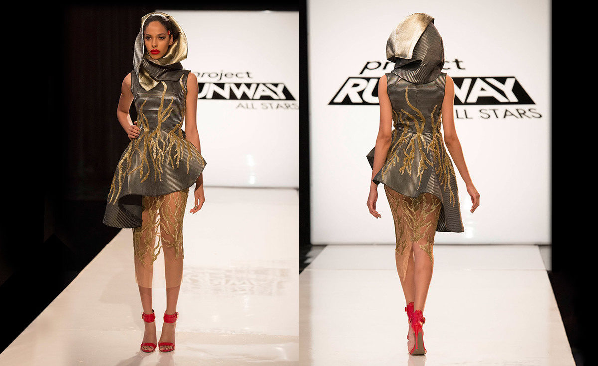 Project Runway All Stars Season 4 Episode 9 Sketching With Sharks Threads