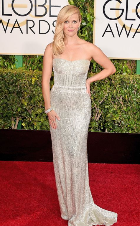 Reese Witherspoon at Golden Globes