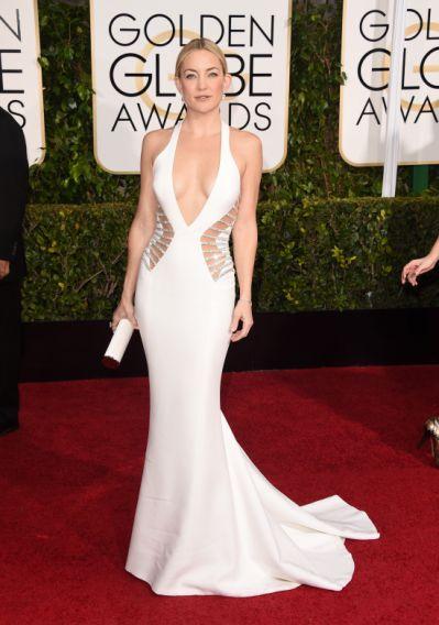 Kate Hudson at Golden Globes