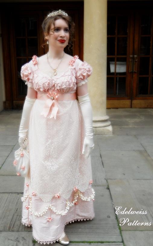 The Hand-Sewn Silk Regency Ballgown - Threads