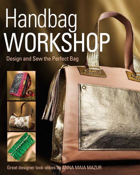 Handbag Workshop by Anna Mazur cover