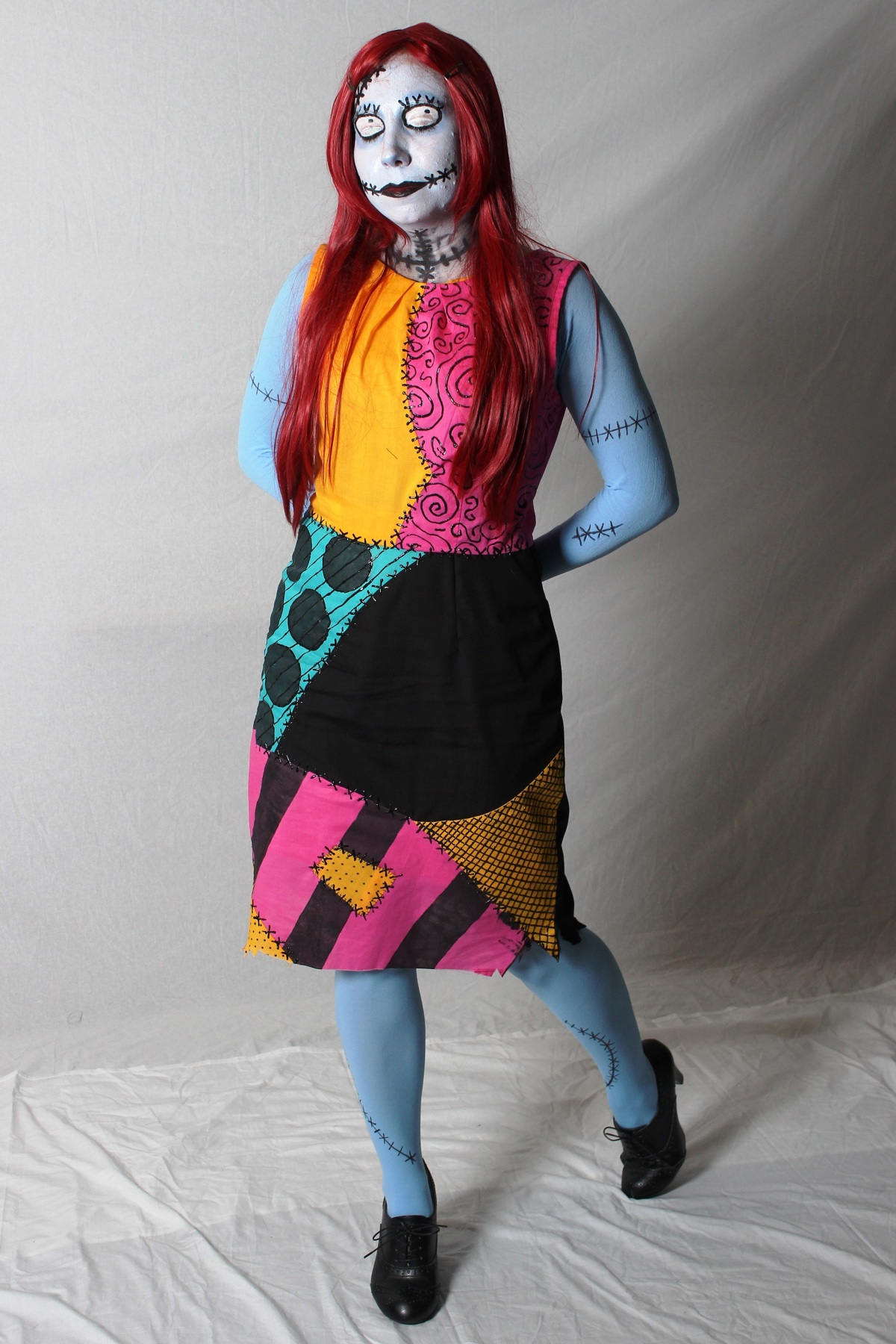 Threads 2014 Halloween Semifinalist Sally Tim Burton