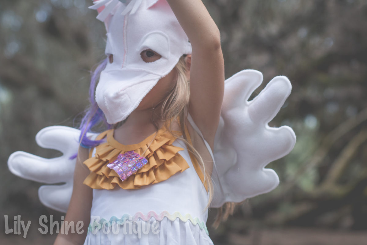 Princess Celestia- My Little Pony Inspired Costume - Threads