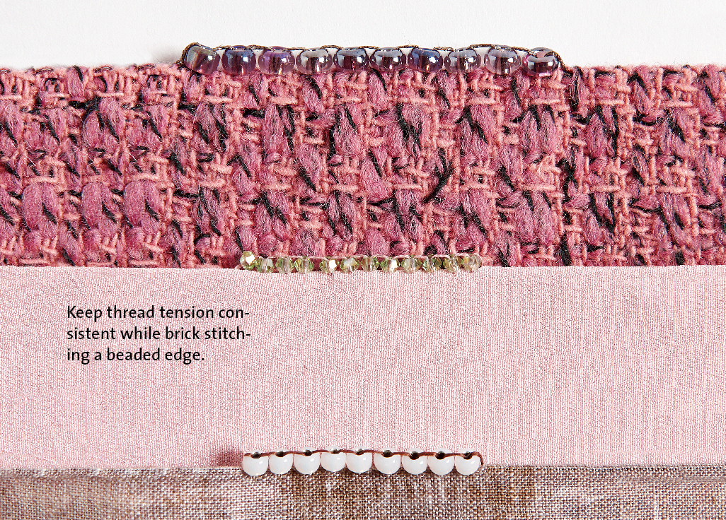 brick stitch 4