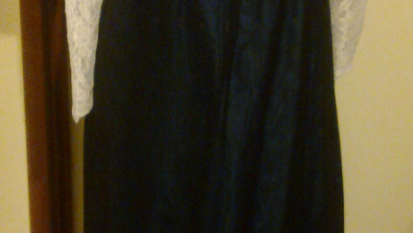Edwardian Tea Gown Costume Threads
