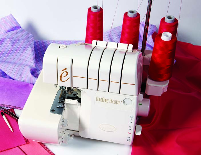 4 Techniques to Get Even More Out of Your Serger - Threads