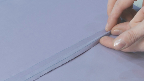 How to Sew a Single-Fold Clean Finish Seam - Threads