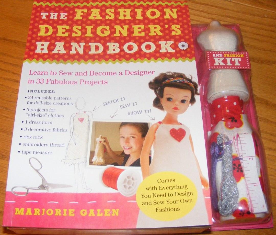 Kid S Fashion Giveaway The Fashion Designer S Handbook Threads