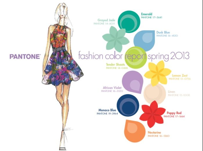 the colors of spring 2013 threads