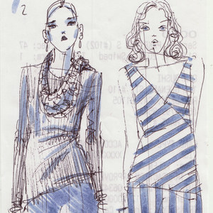 meet the threads croquis family your tool for fashion sketching
