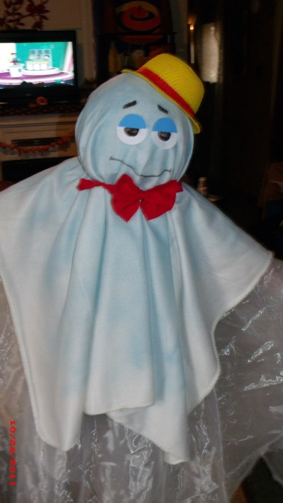 Booberry Cereal Ghost Costume Threads