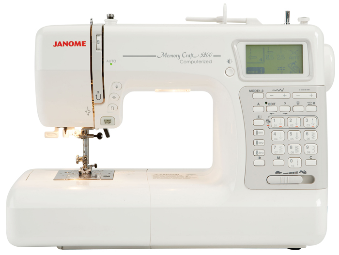 New Sewing Machines By Janome Threads Delectable New Sewing Machine