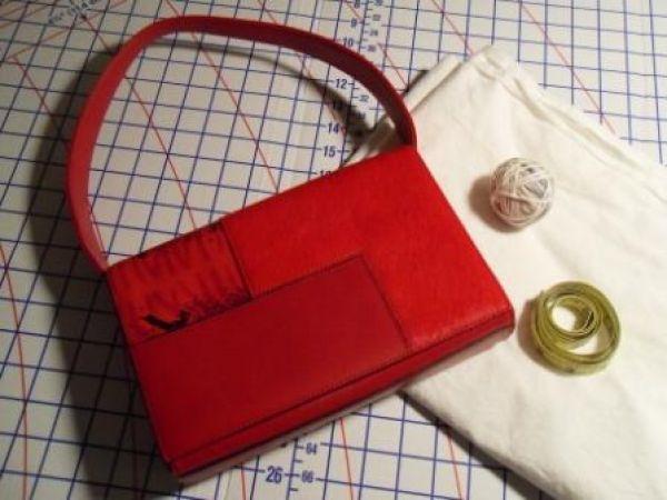 Bag and materials