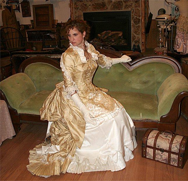 Silk 1882 Ballgown Threads
